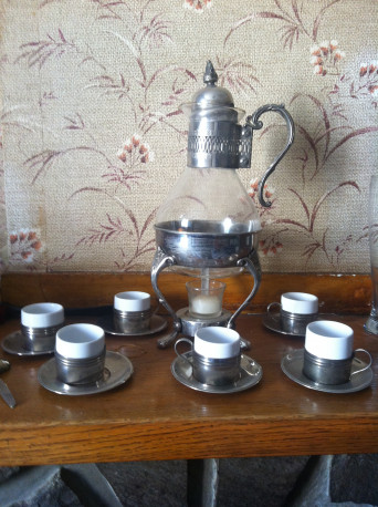 Service thé ou café Vintage