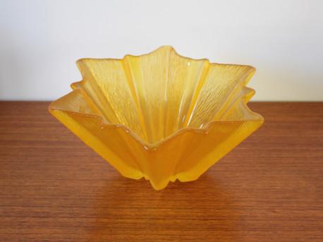 Coupe en verre vintage petit format
