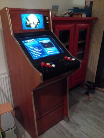 borne arcade 80' 90'