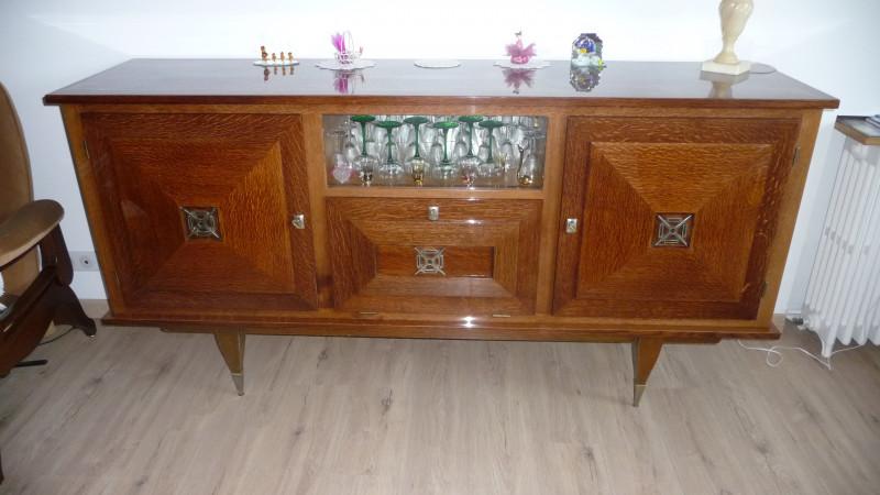 enfilade buffet vintage 3 portes les vieilles choses. Black Bedroom Furniture Sets. Home Design Ideas