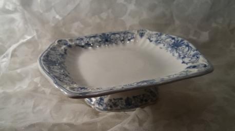 Plat présentoir biscuits Royal Semi Porcelaine BEAUFORT England