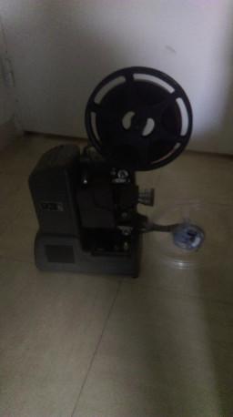 Projecteur cinéma vintage
