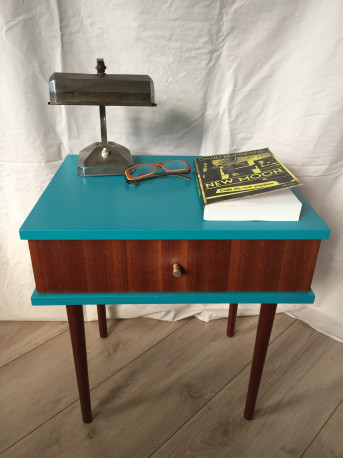 Table de nuit, chevet vintage