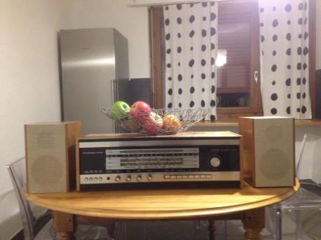 Radio ancienne Korting
