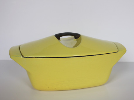 Cocotte Coquelle Raymond Loewy vintage