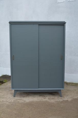 armoire, penderie vintage