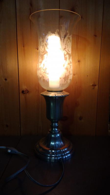 Lampe Et Baccarat Etain Les Photophore Cristal Vintage Choses Vieilles SUzMpV