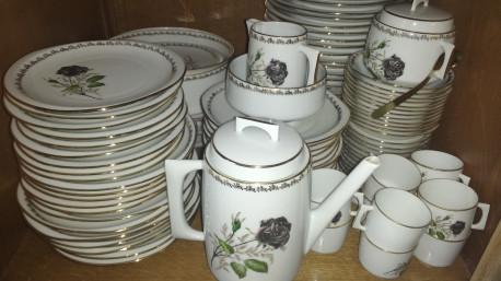 Service porcelaine de Limoges ancien