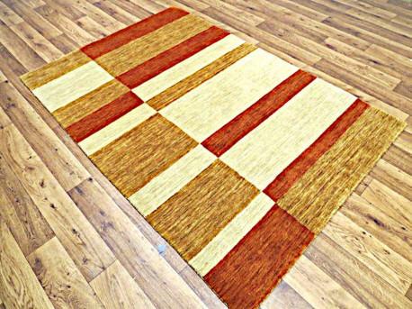 Magnifique tapis Persan Indo Loribaft – Vintage– 182x125 CM