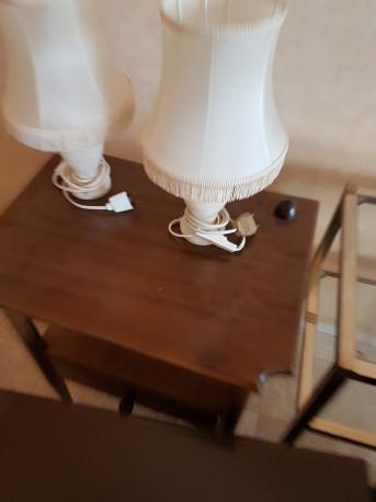 lampe en albatre