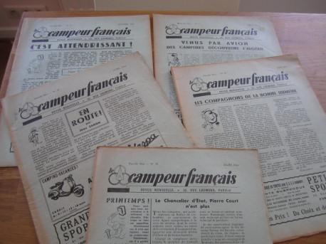 Revue le Campeur Français