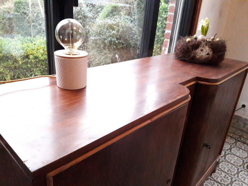 buffet ann es 50 vintage les vieilles choses. Black Bedroom Furniture Sets. Home Design Ideas