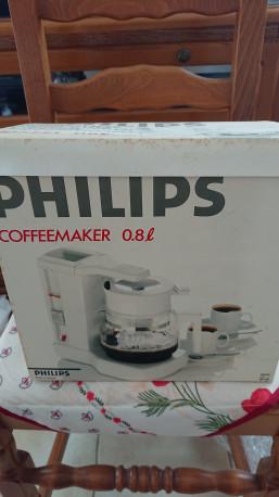 Cafetière Philips vintage
