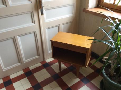 Table de chevet vintage Année70