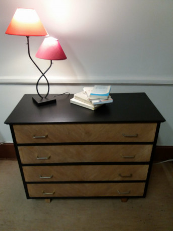 Commode Vintage 50's 60's