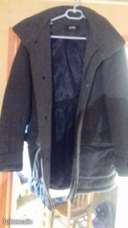 Manteau haute marque