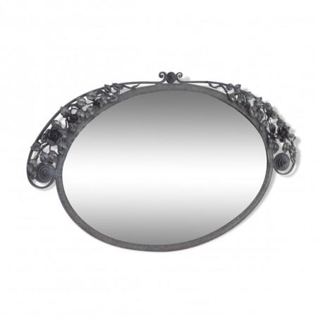 Ancien miroir Art Déco