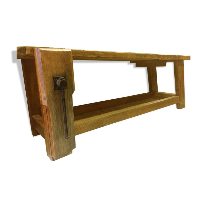 tabli de meunuisier en bois massif les vieilles choses