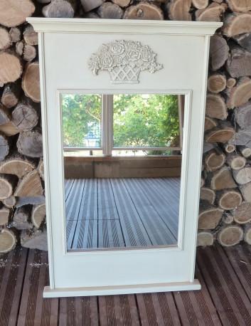 Miroir d'entrée Décoration Taille totale 1.00 x 0.60 ml