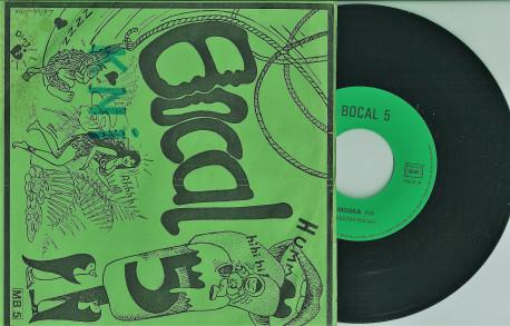 Vinyle 45 T , Bocal 5 1984