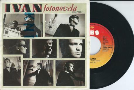 Vinyle 45 T , Ivan Fotonovela 1984