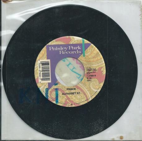 Vinyle 45 t ,Prince 1988