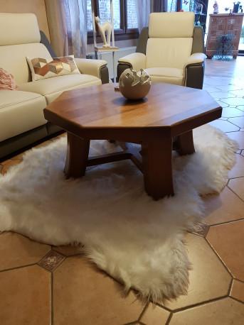 Table basse ancienne de salon