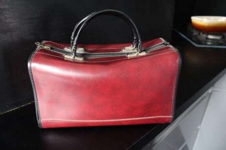 sac à main vintage skai