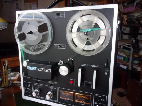 magnétophone à bandes AKAI vintage