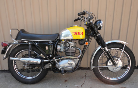 BSA B441 VS 1970