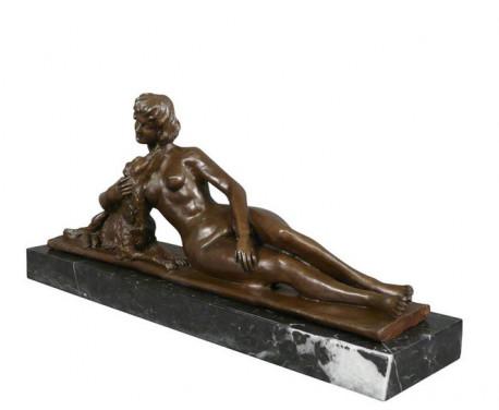 statue Bronze Femme