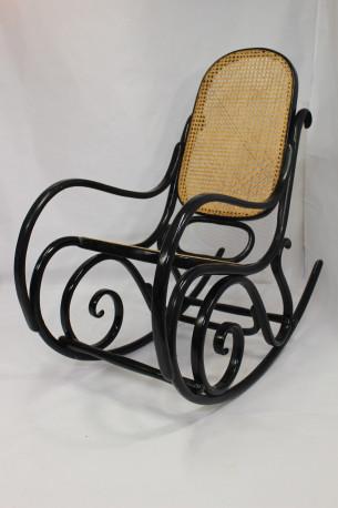 Rocking-Chair Thonet année 1930 modèle N°