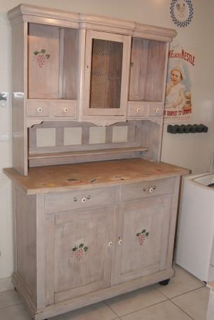 buffet ann e 40 50 vintage les vieilles choses. Black Bedroom Furniture Sets. Home Design Ideas