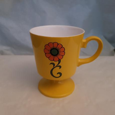 Tasse Mug Solitaire Vintage 70's