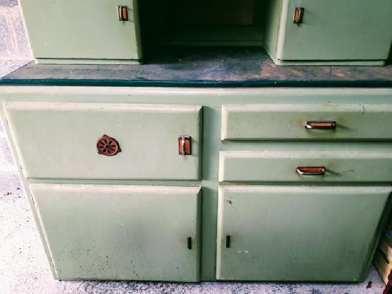 Meuble cuisine style Mado Vintage - Les Vieilles Choses