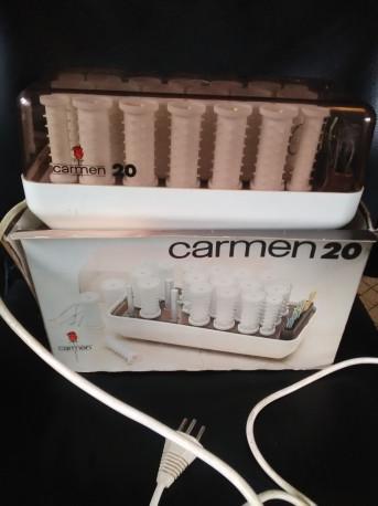 Appareil à Bigoudis Vintage Carmen 20 Suisse