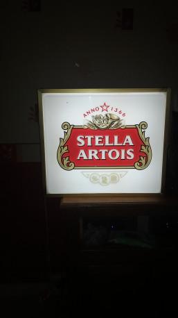 Enseigne Stella Artois