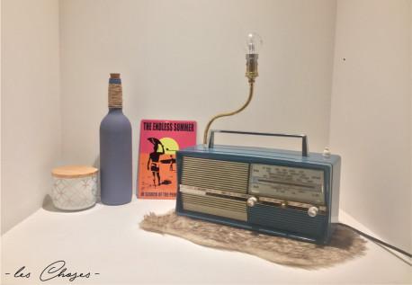 Transistor lampe