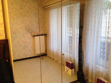 Armoire portes miroir