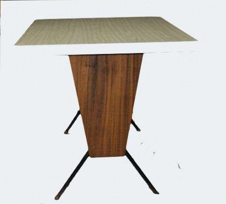 TABLE DE BISTROT 1960