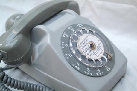 Téléphone a cadran socotel 63