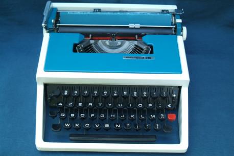 MACHINE A ECRIRE UNDERWOOD 315