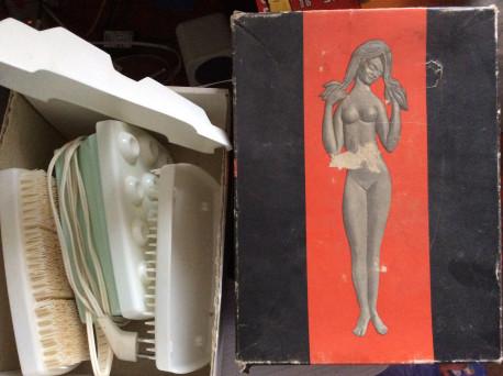 Vibro masseur Calor vintage