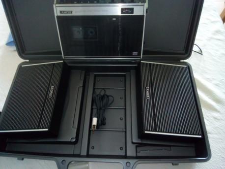 lecteur - enregistreur cassettes audio SONY vintage