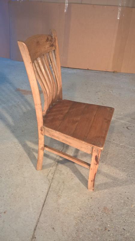 chaise avec dos courb ancienne les vieilles choses. Black Bedroom Furniture Sets. Home Design Ideas