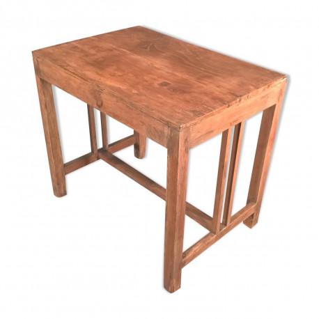 Petite table en tek ancienne