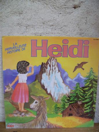 La Merveilleuse histoire de Heidi