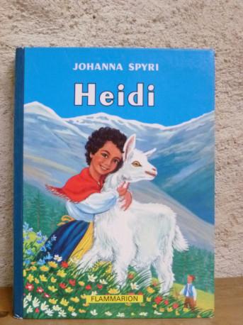 HEIDI de Johanna Spyri / 1958