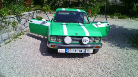 FIAT 128 COUPE DE 1975
