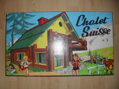 Chalet suisse vintage